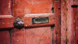 Article sur le changement de porte d'entrée par Tryba