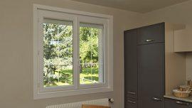 Entretenir fenêtres PVC